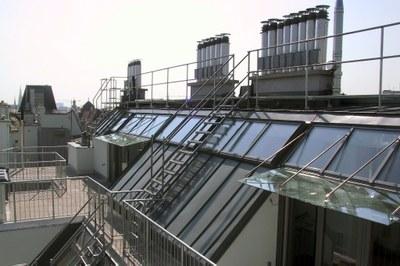 Dachgeschoss Alser Straße